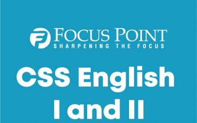 CSS ENGLISH I and II – Physical
